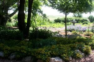 East Perennial Garden